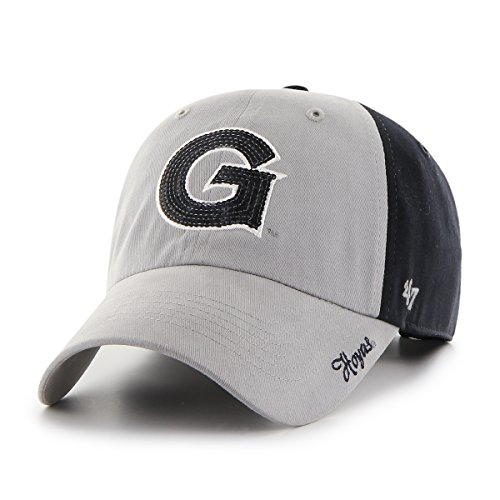 NCAA Georgetown Hoyas Women's Sparkle Two Tone Clean - Georgetown Gear