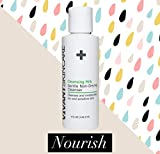 Vivant Skin Care Cleansing Milk Gentle Non-Drying Cleanser is IDEAL for sensitive, dry, mature or ROSACEA skin. Great for INFANTS and Post-Surgical and Post-Peel skin types Review