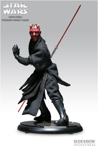 STAR WARS DARTH MAUL PREMIUM FORMAT FIGURE ()