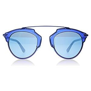 Dior KMA Blue So Real Aviator Sunglasses Lens Category 3