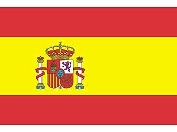 Bandera SB España 30 x 45 cm: Amazon.es: Deportes y aire libre