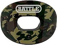 Battle Sports Camo Chrome Oxygen Football Mouthguard
