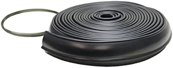 Pacer Performance 52-197 Flexy Flares Black 1-3//4 x 25 Heavy Duty Rubber Fender Extension Roll