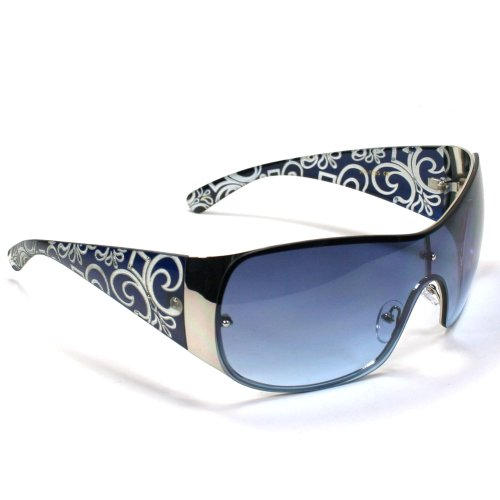 tyle Womens Sunglasses 7055 (blue) ()