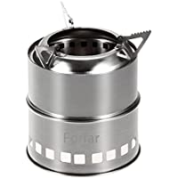 Forfar Camping Stove Portable Stainless Steel