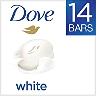 Dove  White Beauty Bar 4 oz, 14 Bar