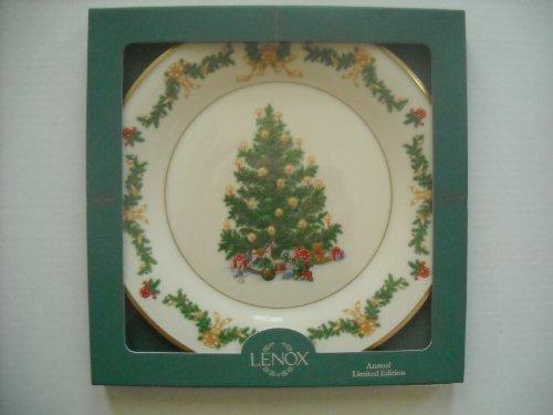 Lenox 1995 Christmas Trees Around the World Plate - Austria