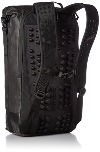 d61bb56604499 adidas TRAINING BP TOP Bag - Black (NEGUTI NEGRO NEGRO)