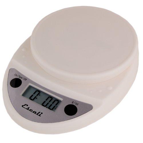 Primo Digital Kitchen Scale White product image