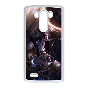 LG G3 Case Covers White Orianna league of legends T2YQ