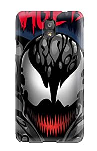 Best New Premium Venom Skin Case Cover Excellent Fitted For Galaxy Note 3 1780301K43370121