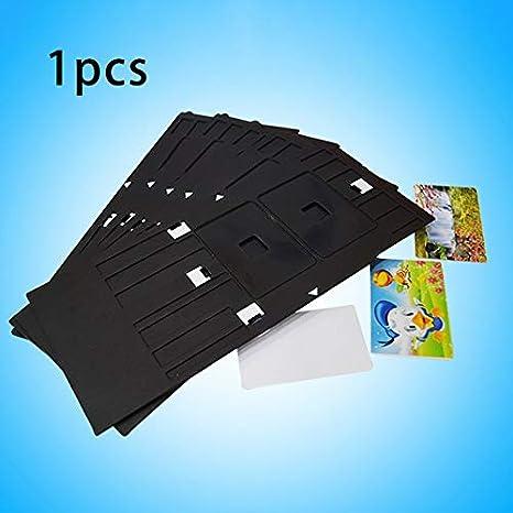 Bandeja de PVC profesional Bandeja de impresión de tarjetas de ...