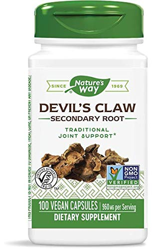 Nature's Way Devils Claw