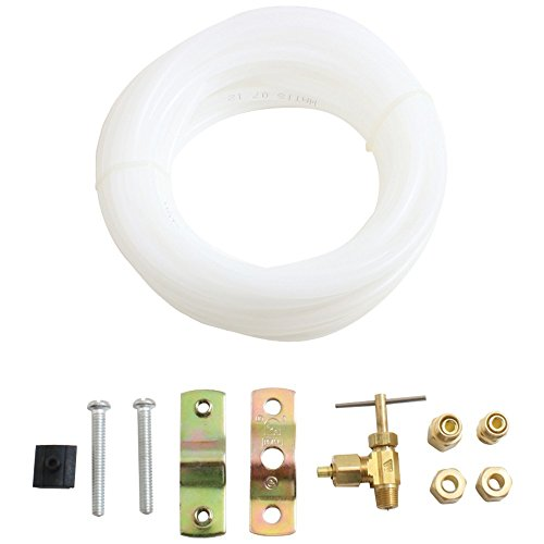 No Logo LF409631500 Ice Maker Hookup Kit with Plastic Tubing