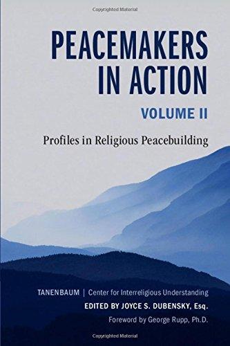 Ebook Peacemakers in Action: Volume 2: Profiles in Religious Peacebuilding PDF