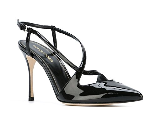 sergio-rossi-womens-black-patent-leather-slingbacks-shoes-size-39-eu