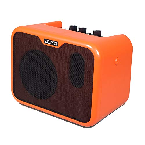 JOYO MA-10A Mini AMP, Acoustic Guitar Amplifier, Compact and Portable, Music Gear for ()