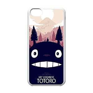 totoro Discount Personalized Cell Phone Case for iPhone 5C, totoro iPhone 5C Cover