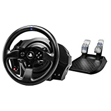 Thrustmaster VG T300RS Officially Licensed PS4/PS3 Force Feedback Racing Wheel by ThrustMaster