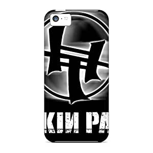 Iphone 5c OyO10513mdMA Provide Private Custom Attractive Linkin Park Pattern Anti-Scratch Hard Cell-phone Cases -DannyLCHEUNG