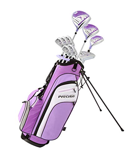 tartan-premium-ladies-golf-club-set-pink-and-purple-right-handed-and-left-handed-sizes-height-standard-petite-tall