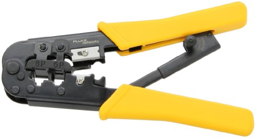 Fluke Networks 11212530 Modular Crimper from Unknown