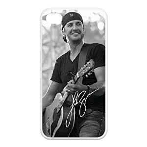 Luke Bryan iPhone 5s Cases TPU Rubber Hard Soft Compound Protective Cover Case for iPhone 5 5s