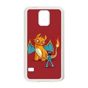 Samsung Galaxy S5 I9600 Csaes phone Case Pokemon XJL91919