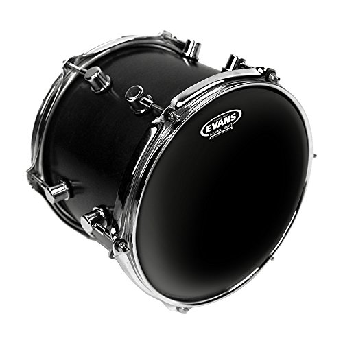 evans-black-chrome-drum-head-14-inch