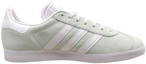 Mint Gold Colores Gazelle Ice Unisex Metalic Varios adidas Zapatillas White Adulto 4aqaP0