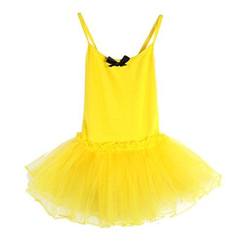 PanDaDa Ballet Dresses Leotard Sleeveless
