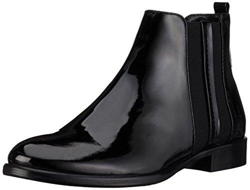 Joop! Nuria Chelsea Patent, Botas Cortas Mujer Negro (900)