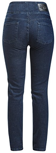 Rock Jean by Bleu Rebel Femme Megan Bleu EMP vrv7a
