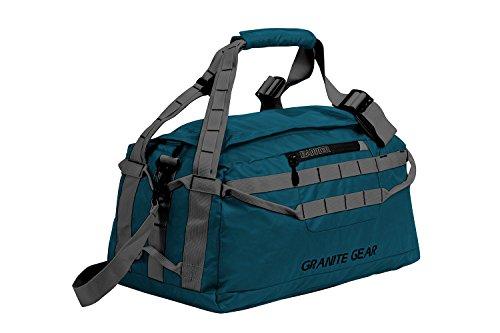Granite Gear 20″ Packable Duffel – Basalt/Flint Review