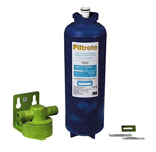 Filtrete 4WH-QCTO-S01 High Performance Whole House Quick-Change Filter System, Large Capacity
