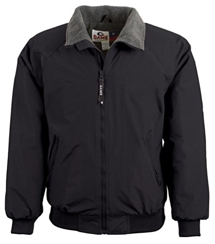 Game Sportswear Men's Three Seasons Jacket X-Large Black (Jacket Game)