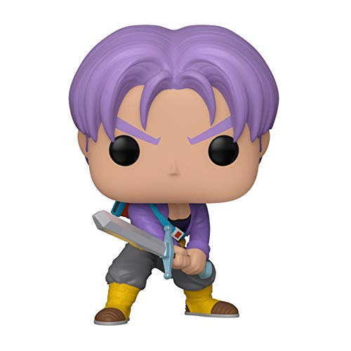 Funko- Pop Animation Dragon Ball Z-Trunks Collectible Toy, Multicolor (44259)