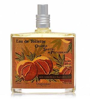 Orange Santal et Petitgrain Eau de Toilette 3.3 oz by L'Aromarine