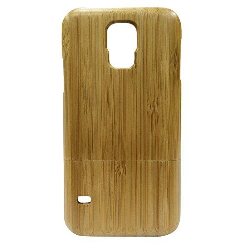 samsung galaxy s5 bamboo case - 1