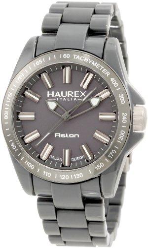 Haurex Italy Men's G7366UGG Aston Grey - Aston Watch Stainless Steel