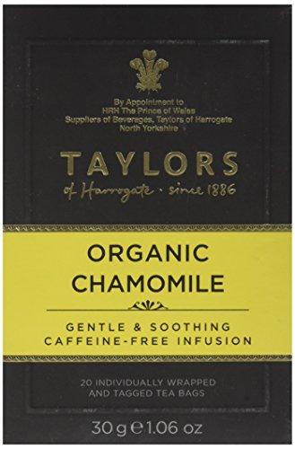 Taylors Harrogate Organic Chamomile Teabags product image