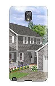 DdlNfvA1740nCzWa Architecture Houses Awesome High Quality Galaxy Note 3 Case Skin