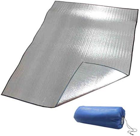 Inter Veloce Stuoia di Picnic dell'isolamento della stuoia dell'isolamento della stuoia di Alluminio della stuoia di Isolamento Impermeabile della stuoia all'aperto