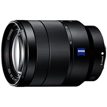 SONY E-mount Lens Vario-Tessar T * FE 24-70mm F4 ZA OSS Interchangeable Full Frame Lens - International Version (No Warranty)