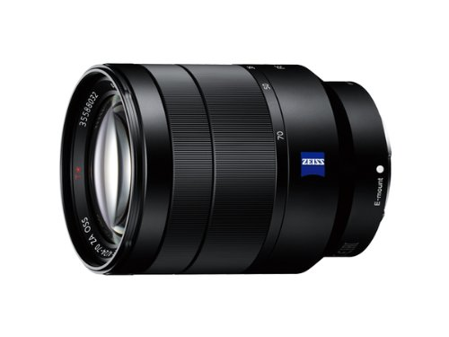 SONY E-mount Lens Vario-Tessar T FE 24-70mm F4 ZA OSS Interchangeable Full Frame Lens - International Version (No Warranty)