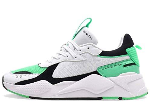 Puma Blast Reinvention verde 5 x red White Whisper 10 Bianco Rs rTavqr
