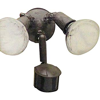 Regent Ms185rb 180 176 Motion Activated Security Floodlight W