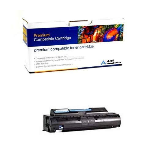 AIM Compatible Replacement for Elite Image G75153 GSA Toner Cartridge (6000 Page Yield) - Compatible to HP C4192A - Generic (Laser Compatible C4192a Cyan)