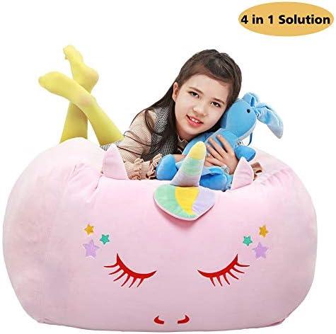 Unicorn Stuffed Organization Blankets Household product image