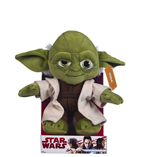 Disney Starwars 10-Inch Yoda Plush Toy ()